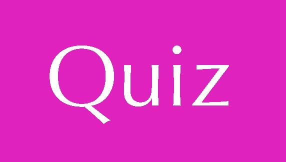 <b>Six women sculptors quiz</b>