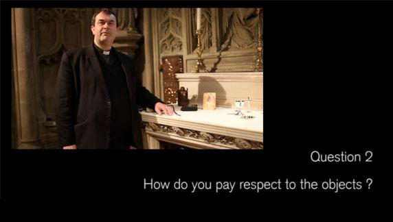 Video 6. Question..How do you pay respect?