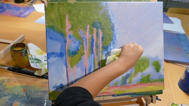 Impressionist Workshop